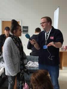 Ian Interviews former X Factor Contestant