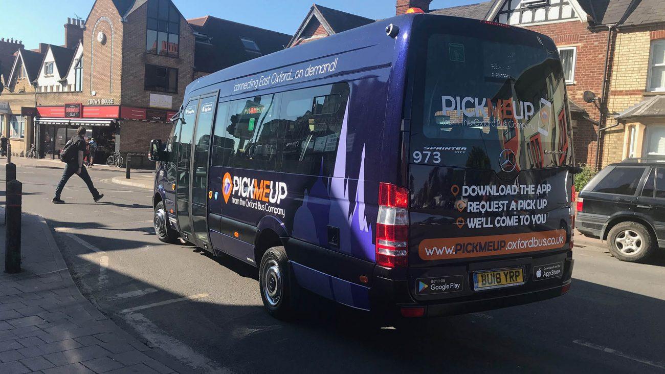 Pick Me Up! Transport & Tech